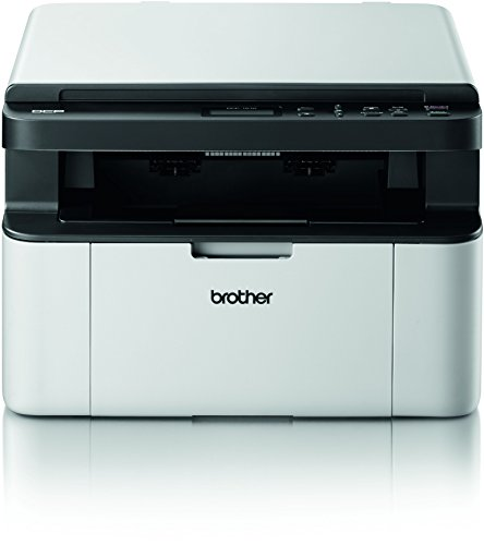 Schwarz Weiß Drucker Test