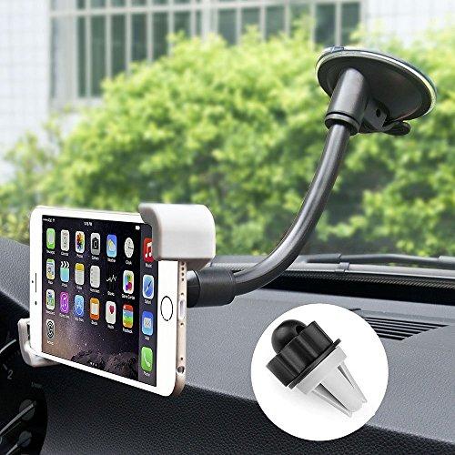 handyhalterung auto kfz halterung smartphone 360 drehbar. Black Bedroom Furniture Sets. Home Design Ideas