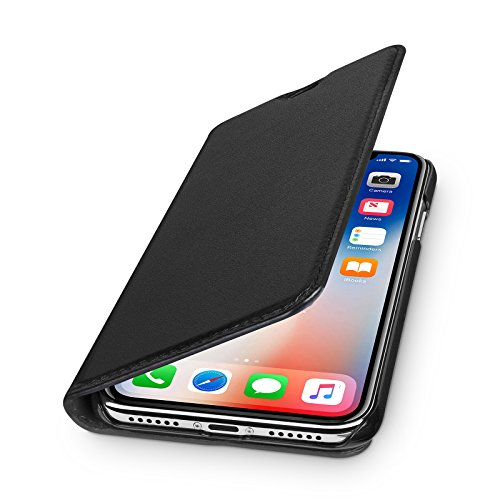 wiiuka echt ledertasche travel apple iphone x mit. Black Bedroom Furniture Sets. Home Design Ideas
