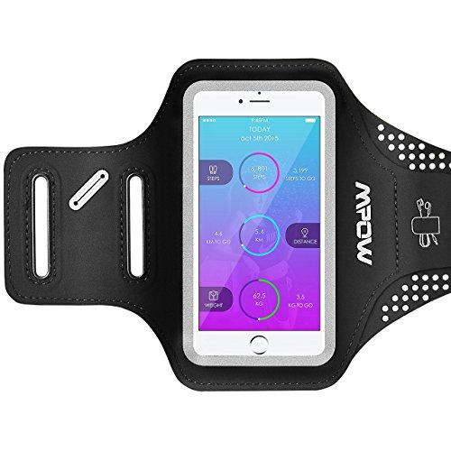 iphone 7 6s 6 sportarmband mpow sport armband mit. Black Bedroom Furniture Sets. Home Design Ideas