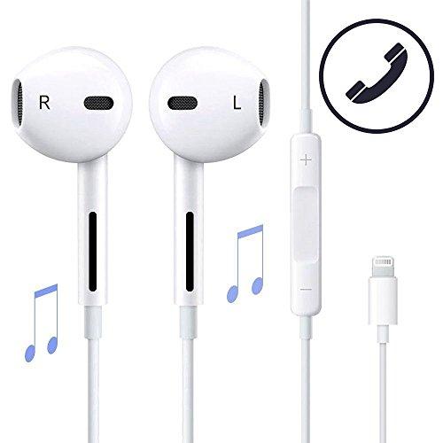 lightning apple earpods kopfh rer ohrh rer kopfh rer mit. Black Bedroom Furniture Sets. Home Design Ideas