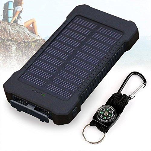 ttplanet solar ladeger t 20000mah dual usb akku pack. Black Bedroom Furniture Sets. Home Design Ideas
