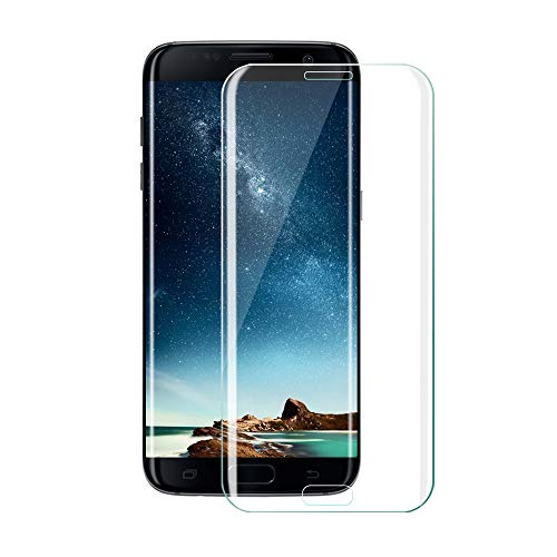 Pomisty Galaxy S7 Edge Panzerglas Schutzfolie,Samsung ...