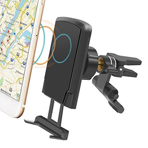 handyhalterung auto magnet l ftung kfz halterung universal kompatibel f r iphone x 8plus 8. Black Bedroom Furniture Sets. Home Design Ideas